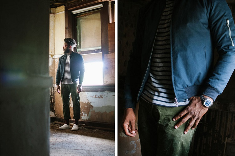 American Trench Fall Winter 2015 Collection-7