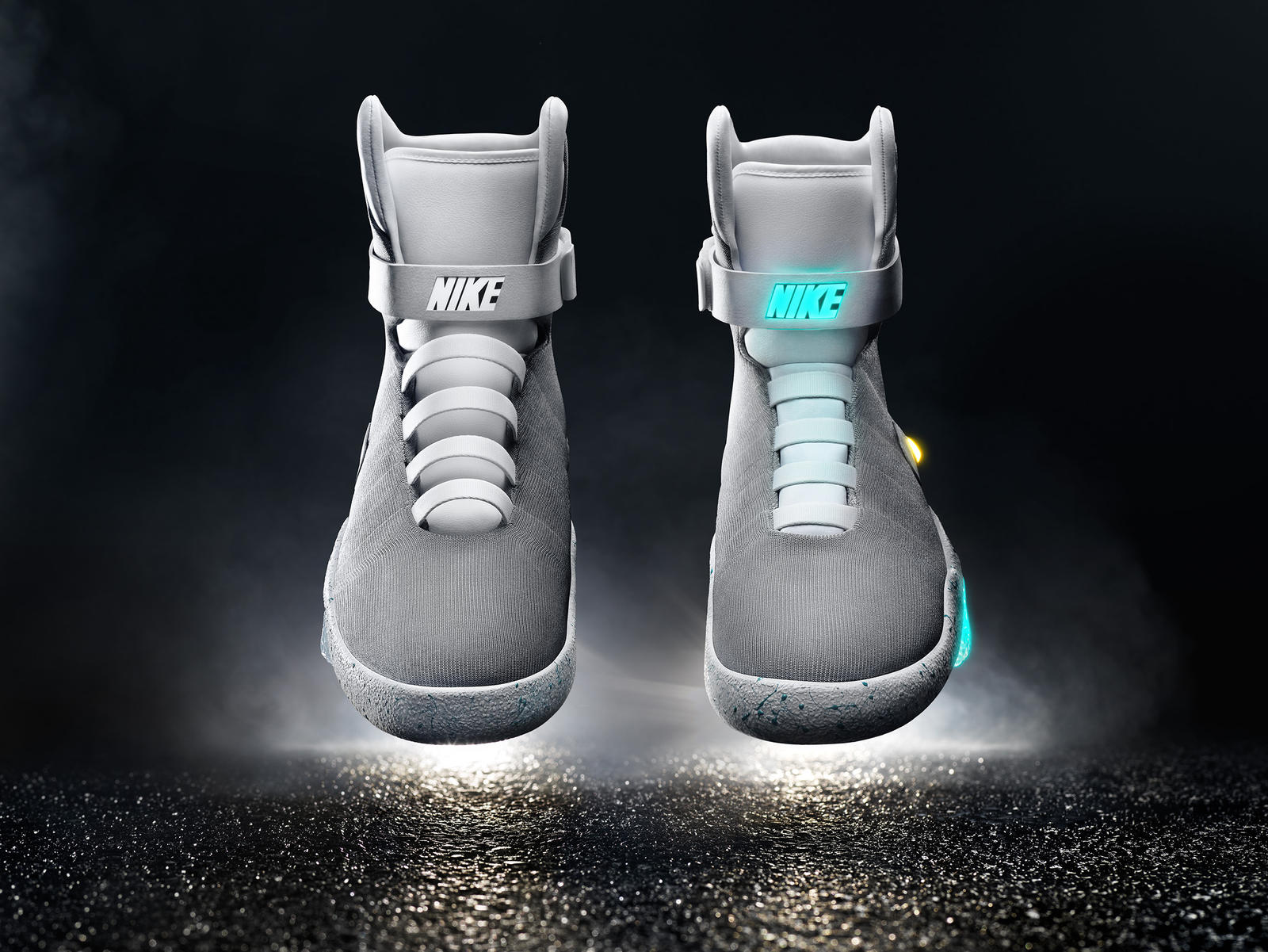Back to the Future's Nike Mag Is A Reality-1