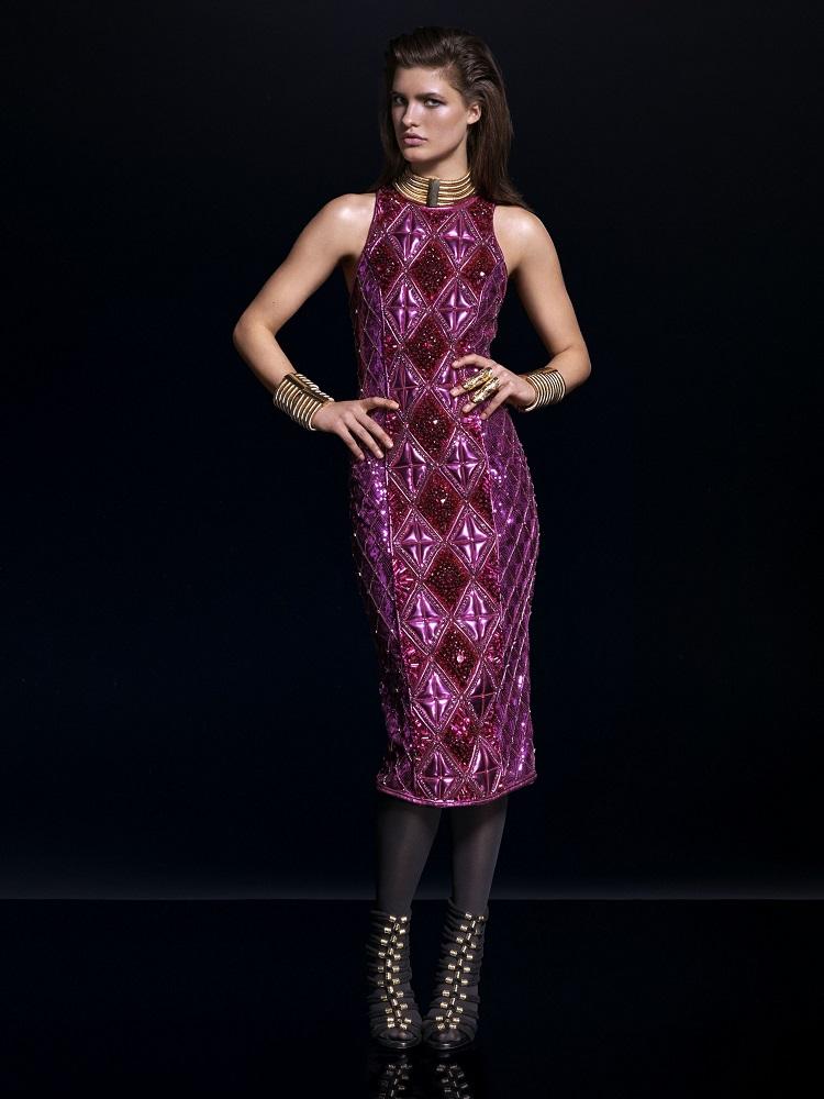 Balmain x H&M Official Lookbook-13