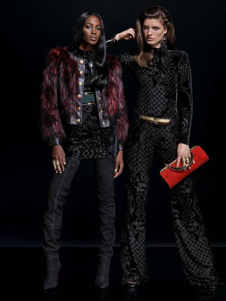 Balmain x H&M Official Lookbook-16