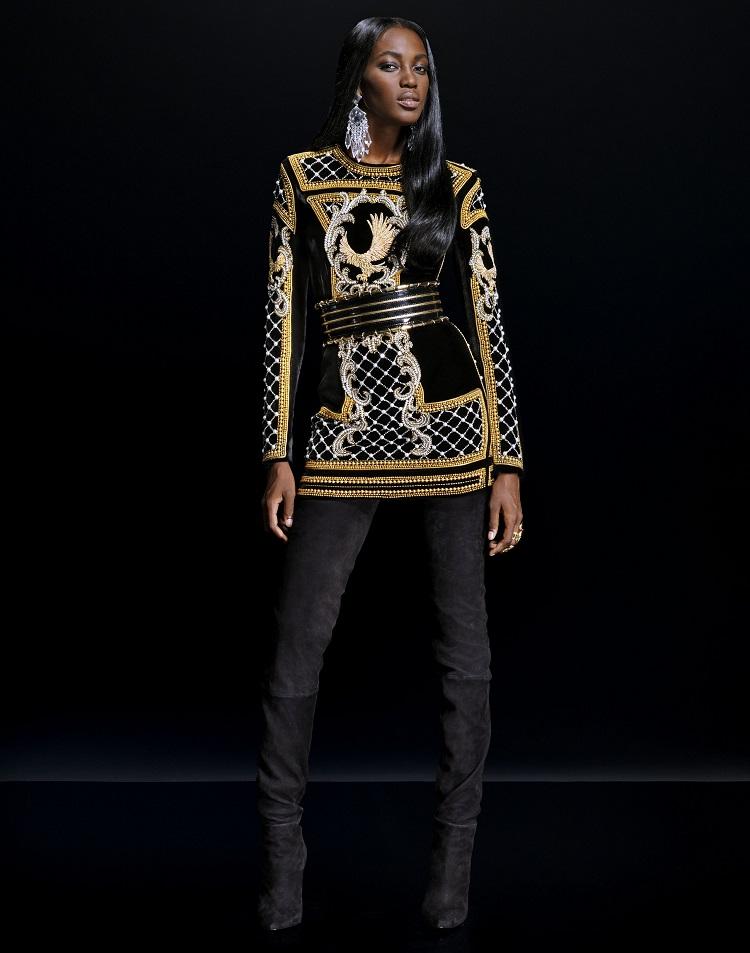 Balmain x H&M Official Lookbook-17