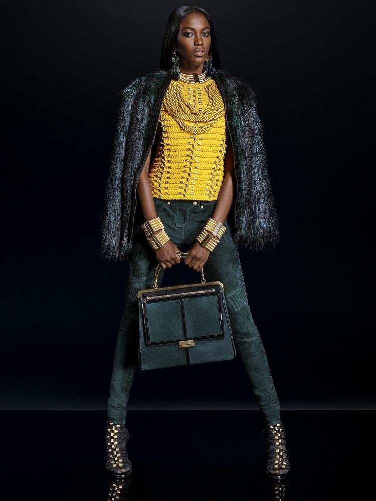Balmain x H&M Official Lookbook-19