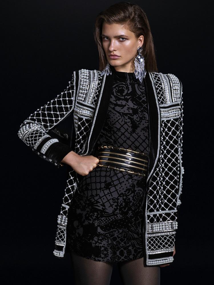 Balmain x H&M Official Lookbook-9