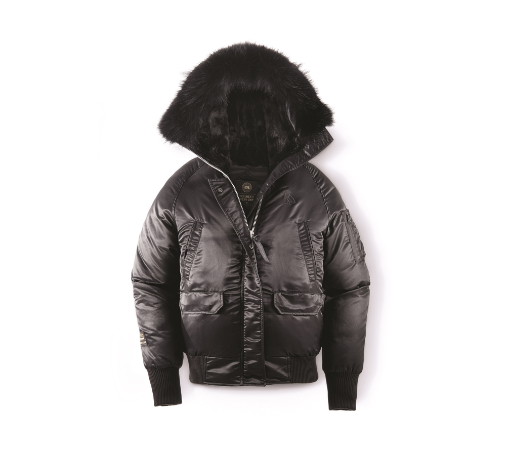 Canada Goose x OVO Winter 2016 Capsule Collection Jacket