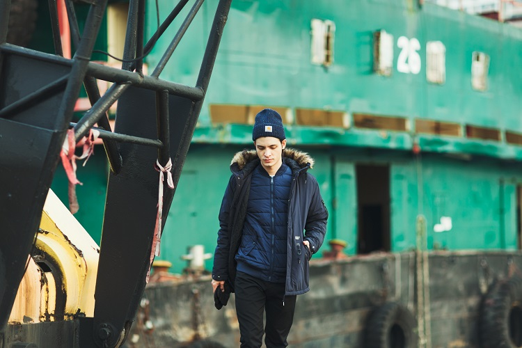 Carhartt WIP Fall Winter 2015 Collection Delivery 3-4