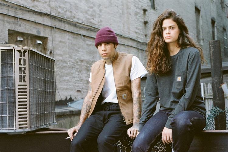 Carthartt WIP Fall Winter 2015 'No Sleep Till Brooklyn' Lookbook-2