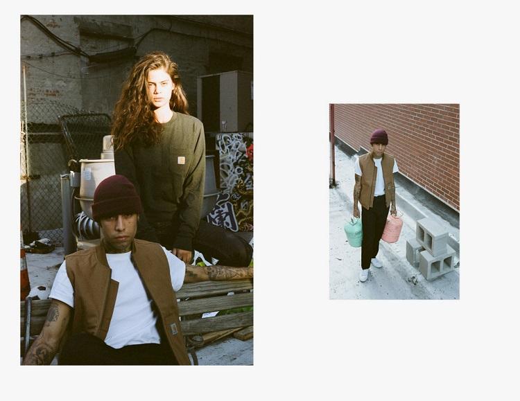 Carthartt WIP Fall Winter 2015 'No Sleep Till Brooklyn' Lookbook-3