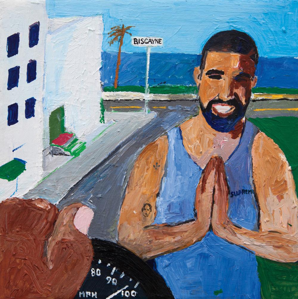 Drake W Magazine 2015-2