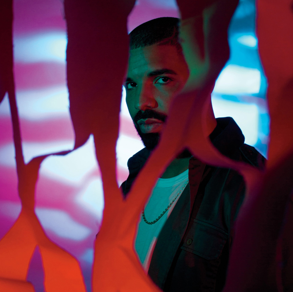 Drake W Magazine 2015