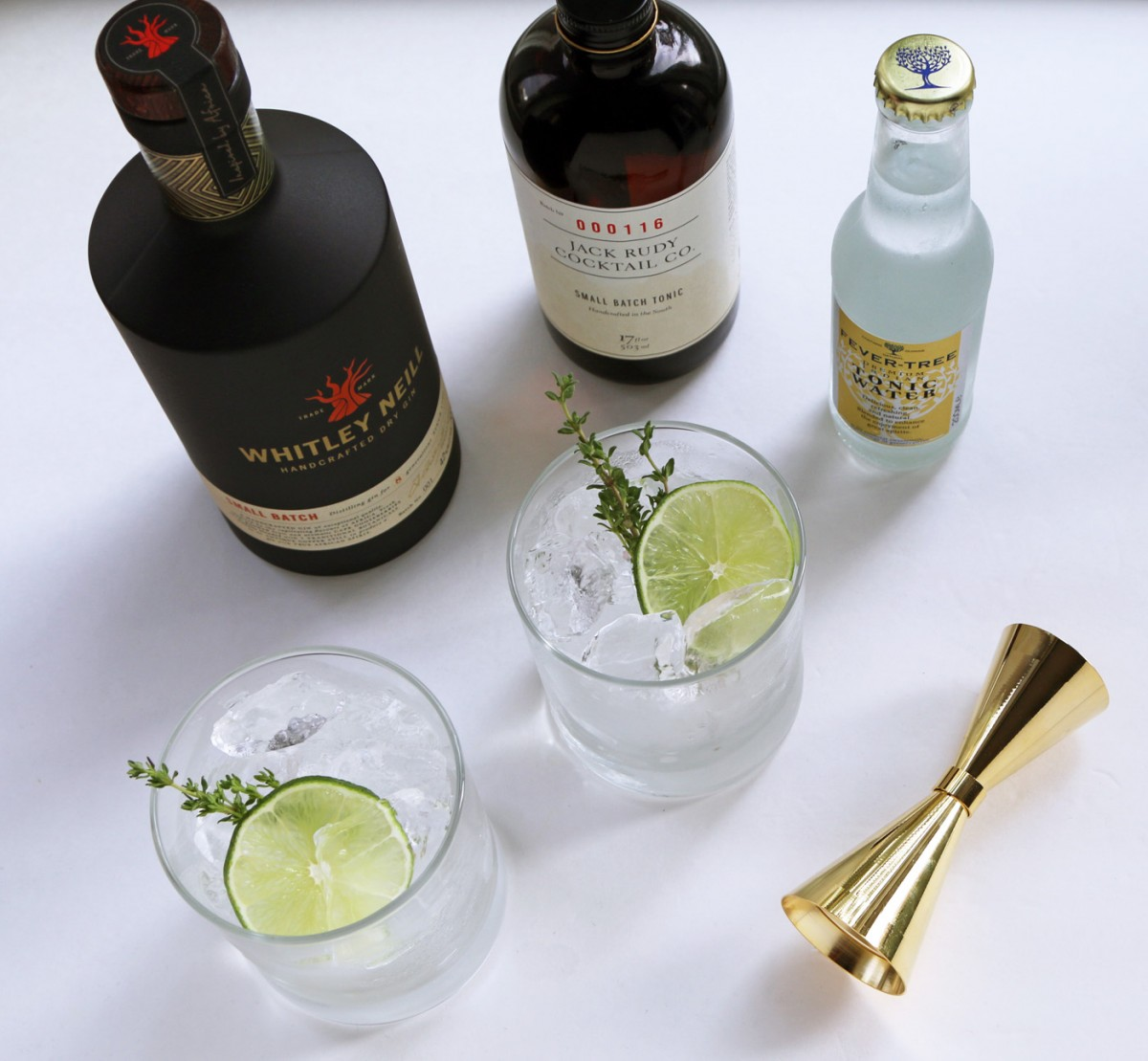Gin and Tonic How To