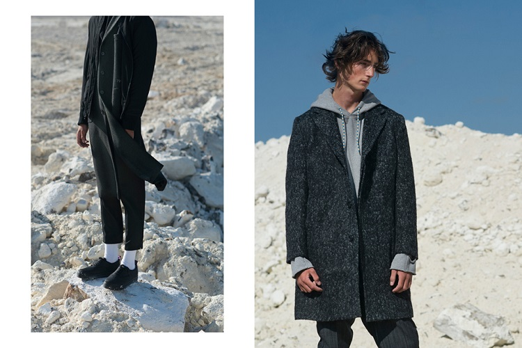 Ne.Sense Fall Winter 2015 'Mise' Lookbook-14