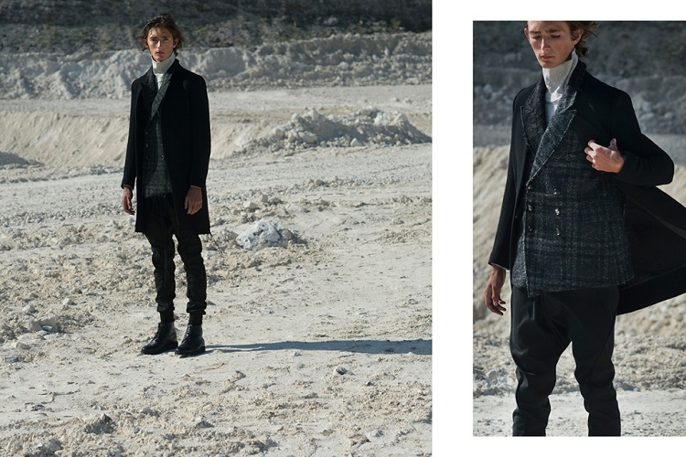 Ne.Sense Fall Winter 2015 'Mise' Lookbook-2