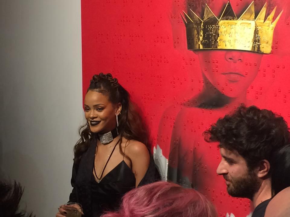 Rihanna R8 LA