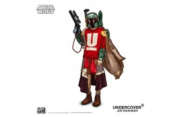 Star Wars Fashion Icons of the Galaxy by Bam Bam Bam-1