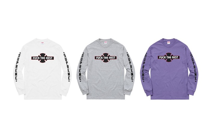 Supreme x Independent Fall 2015 Collection-8