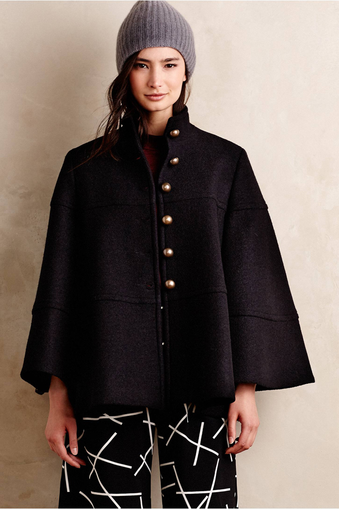 Top 5 Fall Trends - Capes