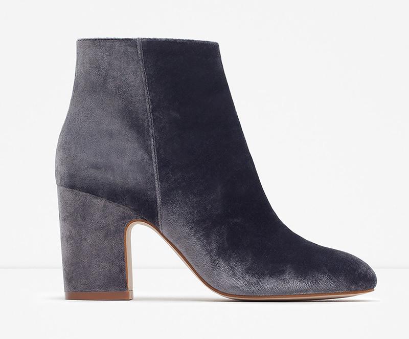 Top 8 Shoe Style Velvet Zara