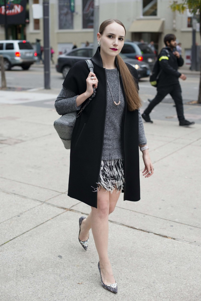 Toronto Fashion Week Day 3 Street Style-3