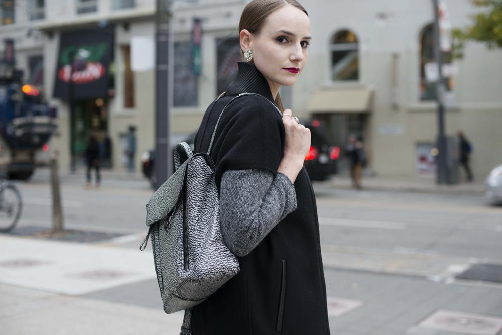 Toronto Fashion Week Day 3 Street Style