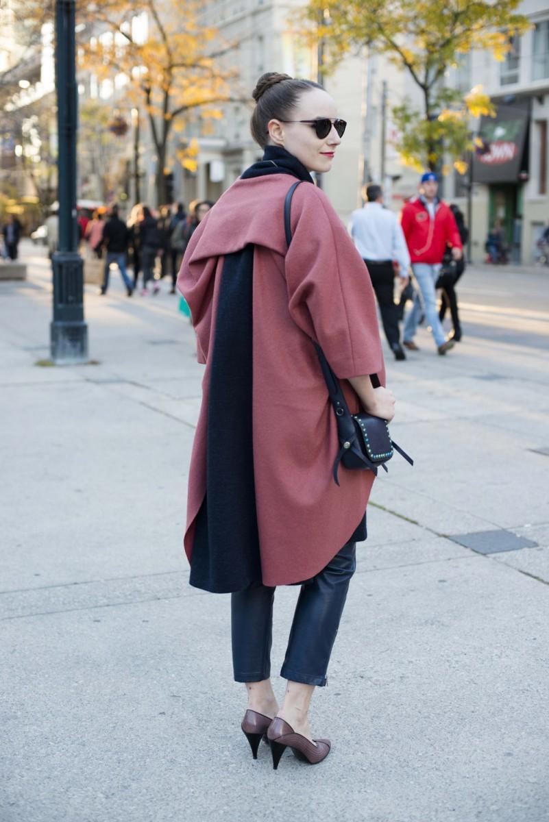 Toronto Fashion Week Day 4 Street Style