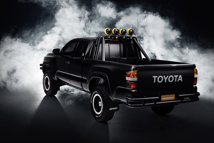Toyota Gives Us Marty McFly's Dream Truck-4