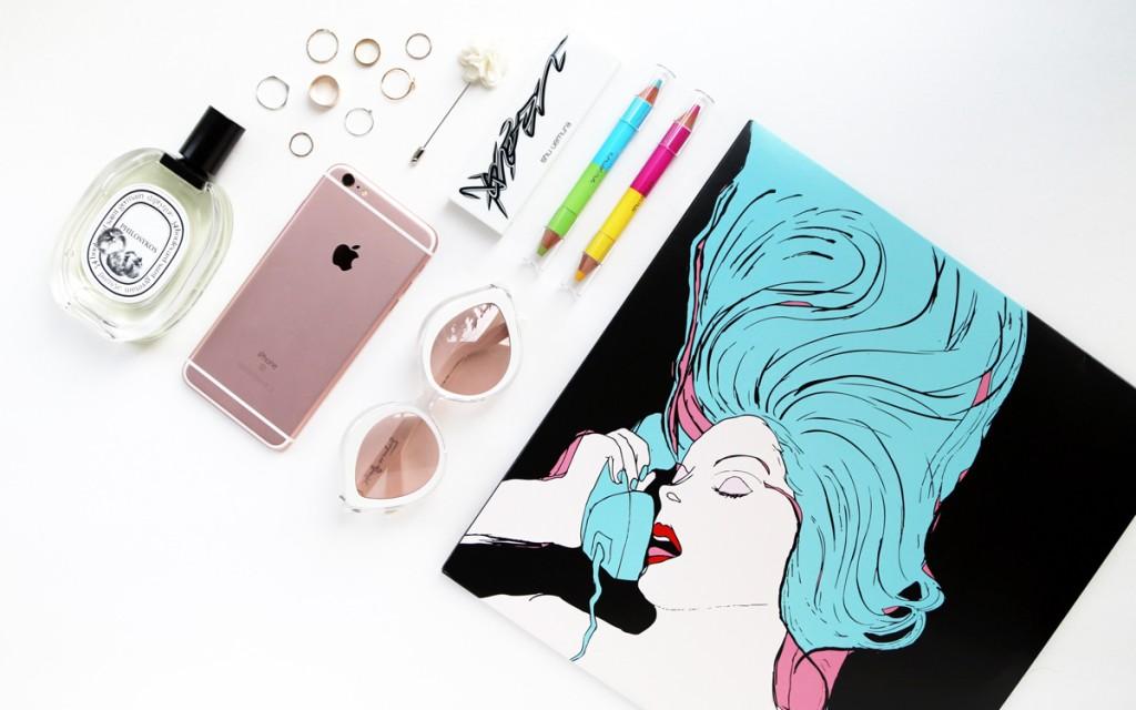 iPhone-6S-Plus-Flat-Lay