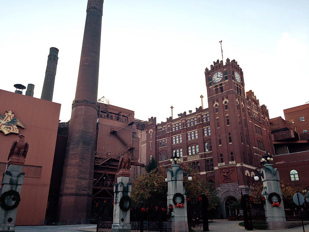 24 Hours at the Budweiser Brewery in St. Louis