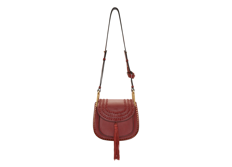 Chloe Small Hudson Shoulder Bag