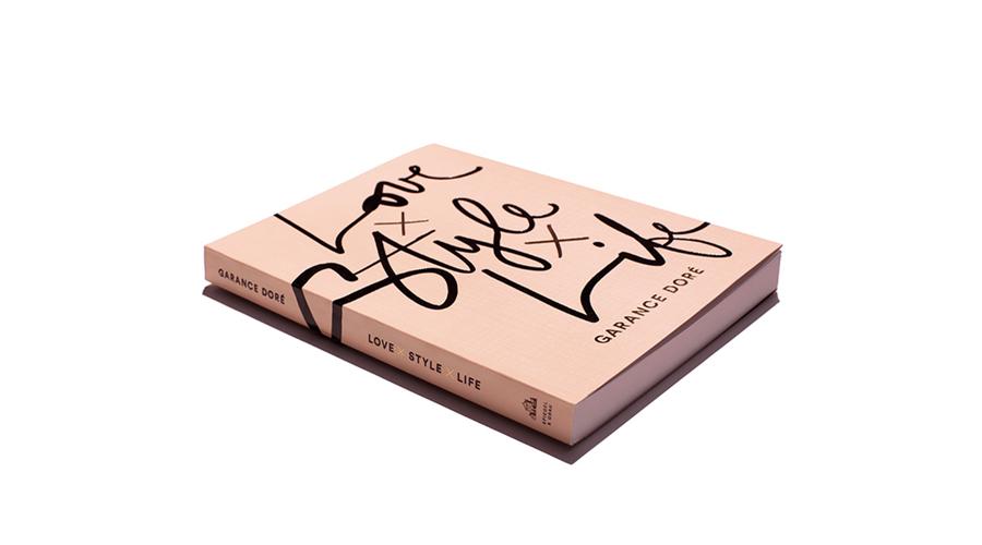 9. Garance Doré Love Style Life Book, $24