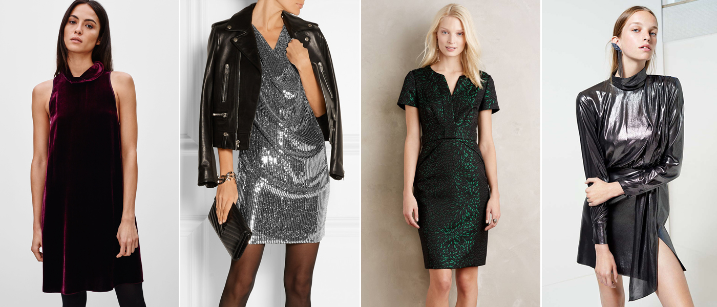 Holiday Party Dresses 2015