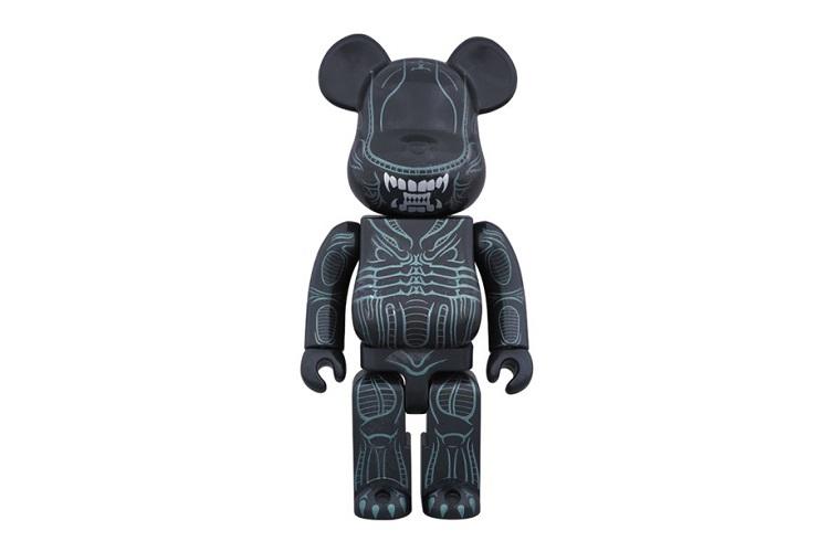 Medicom Toys Unveils 'Alien' Be@rbricks-1