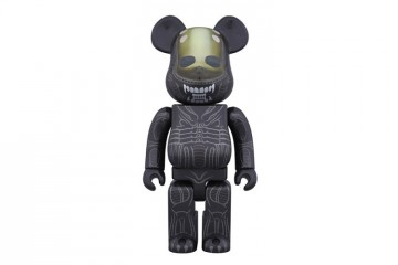 Medicom Toys Unveils 'Alien' Be@rbricks-2
