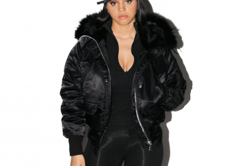OVO Unveils Women's 2015 Capsule Collection-1