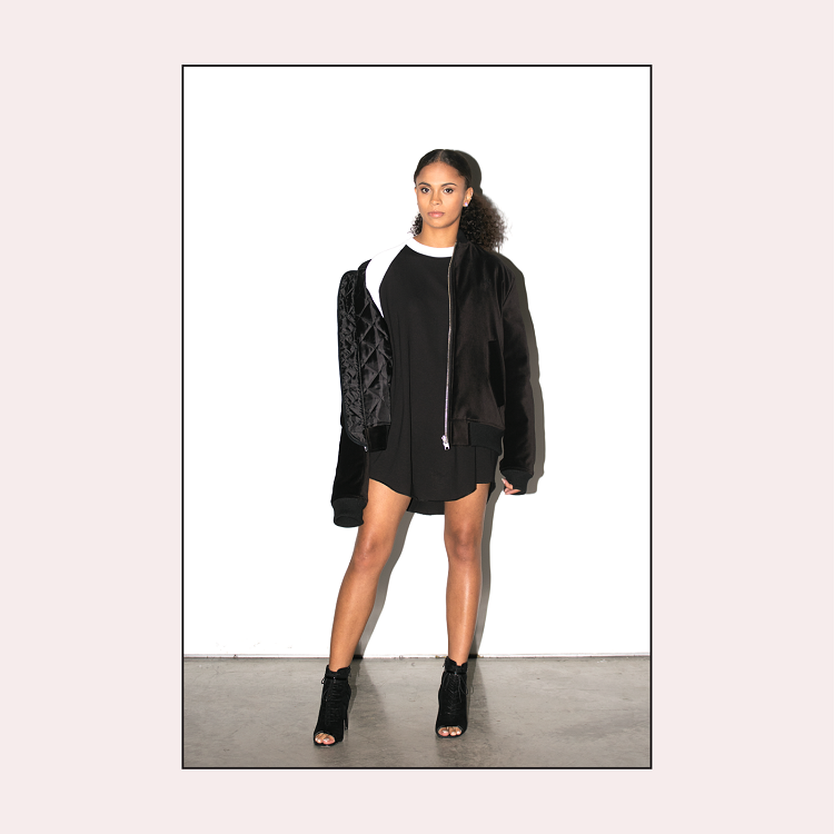 OVO Unveils Women's 2015 Capsule Collection-16