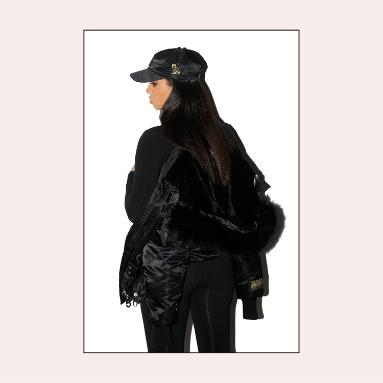 OVO Unveils Women's 2015 Capsule Collection-2
