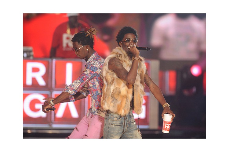 Rich Homie Quan Young Thug Dead On
