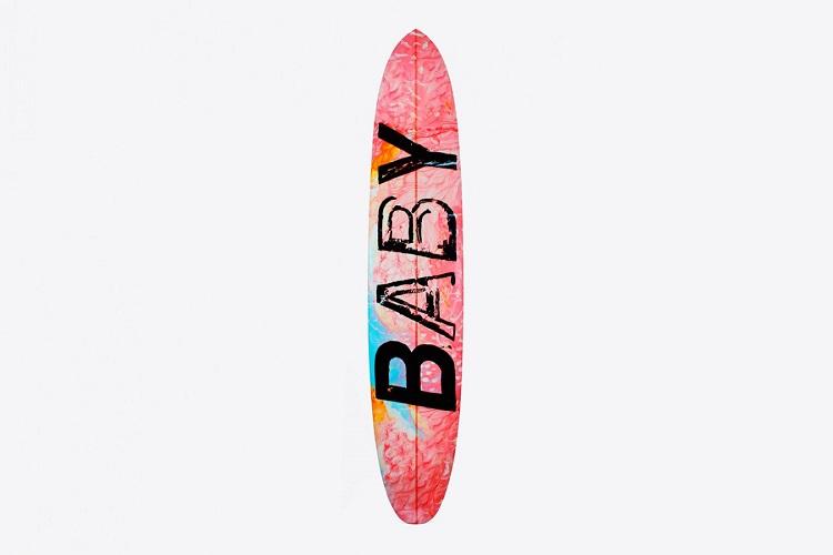 Saint Laurent Unveils Limited Edition Skate & Surfboards-5