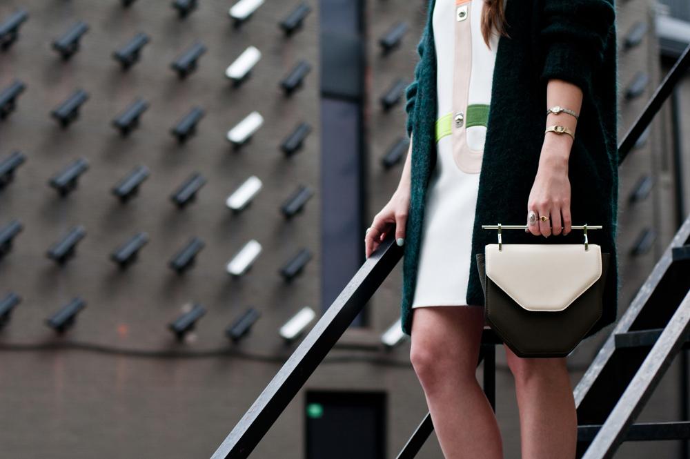 Seventies Street Style Bag Detail