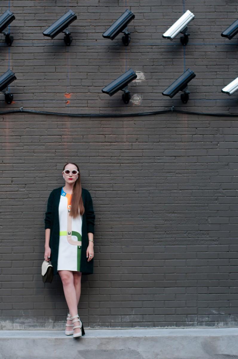 Seventies Street Style Full Look