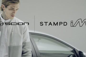 Stampd x The Scion iM Collaboration