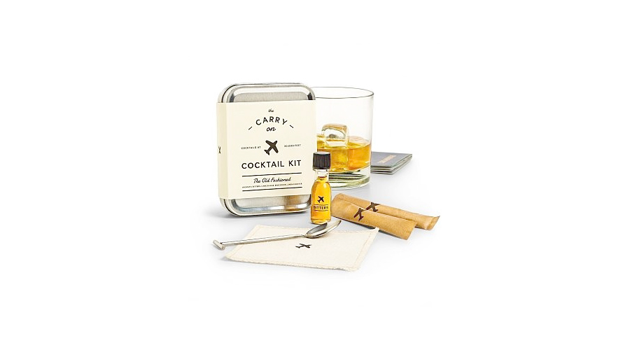 The Carry On Cocktail Kit Old Fashioned