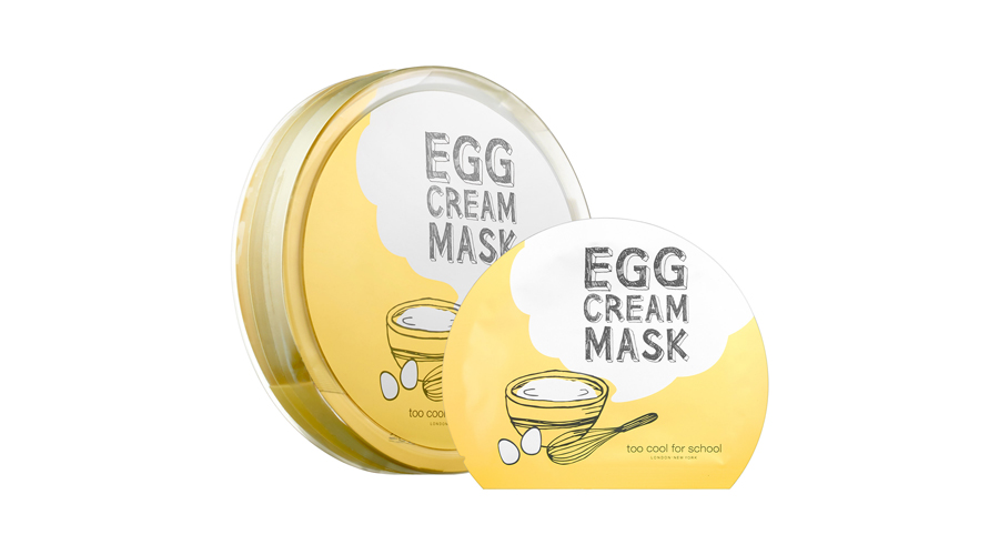 Too Cool For School Too Cool For School Egg Cream Sheet Mask, $8 at Sephora