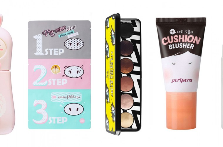 Top 10 Cutest Korean Beauty Products