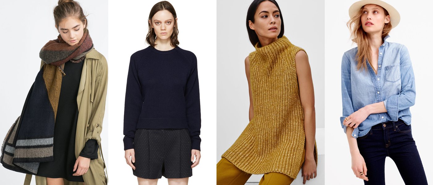 Top Pieces To Layer Up This Fall