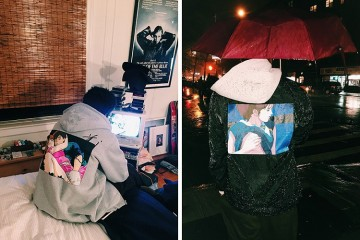 Toshio Maeda x Supreme Fall Winter 2015 NSFW Capsule Collection-1