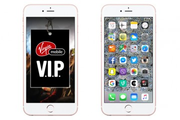Virgin Mobile My Benefits App