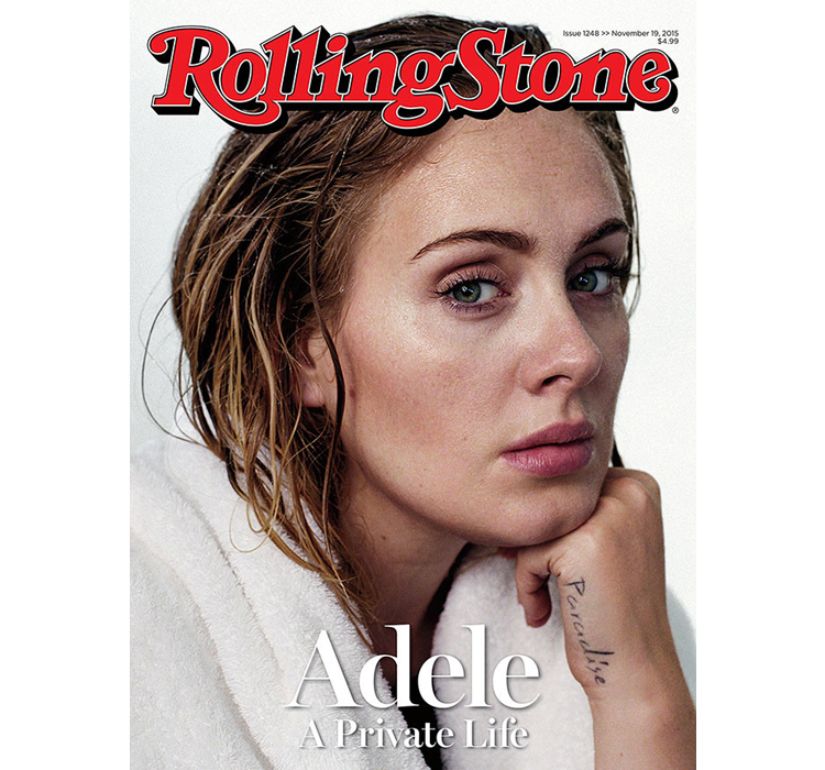 adele rolling stone