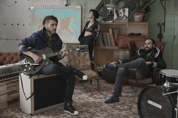 adidas Originals x Grunge John Orchestra. Explosion Fall Winter Collection-1