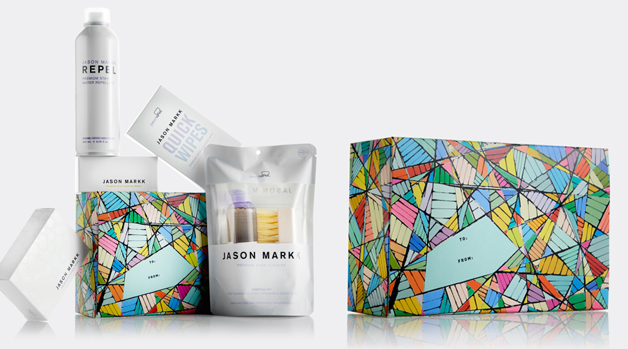 8. 2015 Jason Markk Holiday Box Ft. PUSH, $60 USD