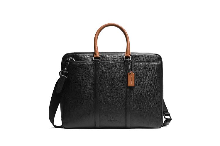 Coach METROPOLITAN slim briefcase